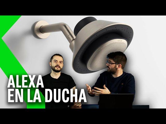 ALEXA en la DUCHA: ¿SÍ o NO?: la lucha entre la PRIVACIDAD y la COMODIDAD | Xataka TV