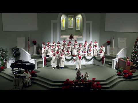 First Baptist Church Christmas Cantata 2016