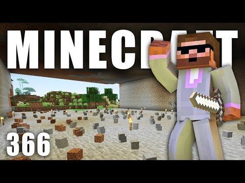 PŘÍPRAVA NA OBŘÍ AKVÁRIUM | Minecraft Let's Play #366 [dlouhá verze]