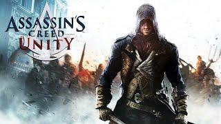Assassin's Creed Unity All Cutscenes (Game Movie) HD