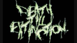 death till extinction - raped to death