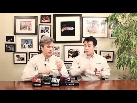 Fuji Guys - FinePix JX Series 2012 Part 1 - First Look