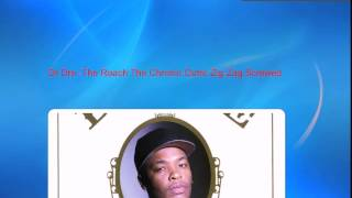 Dr Dre -The Roach The Chronic Outro Zig-Zag Screwed