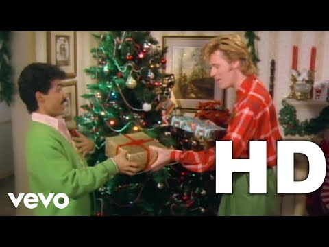 Hall & Oates - Jingle Bell Rock - Christmas Radio