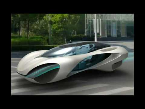 Future Cars - 2019/2030 ( Hovering & Flying )