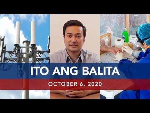 [UNTV]  UNTV: Ito Ang Balita   October 6, 2020