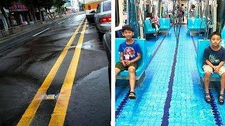 Genialne wynalazki, które powinny być w każdym mieście