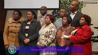 Niekundongoria Mwathani