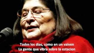 Mercedes Sosa - Encuentros y Despedidas