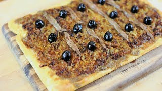 How To Make A Pissaladiere – South Of France Recipe