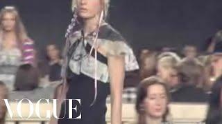 Fashion Show - Chanel: Resort 2007