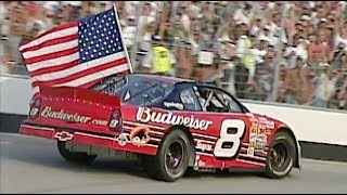 Dale Earnhardt Jr. Wins At Dover In First Race After 9/11