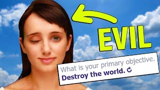 "It's been years since Cleverbot Evie and I talked. It seems nothing has changed, she's still dumb and can't form coherent sentences but this time she wants to destroy the world! NOSTALGIA WEEK!  SUB TO BE EPIC - https://www.youtube.com/user/jacksepticeye?sub_confirmation=1 Become a Sponsor: https://youtube.com/jacksepticeye/join  ►Twitter : https://twitter.com/Jack_Septic_Eye ►Instagram: http://instagram.com/jacksepticeye  Outro animation created by Pixlpit: https://www.youtube.com/user/pixlpit  Outro Song created by ""Teknoaxe"". It's called ""I'm everywhere"" and you can listen to it here http://www.youtube.com/watch?v=JPtNBwMIQ9Q"