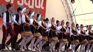 Traditional Serbian Dance -  Kud Krusik