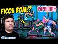 O Jogo Mais Aguardado Do Mega Drive paprium React Gamep
