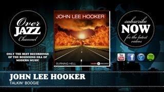 John Lee Hooker - Talkin' Boogie (1949)