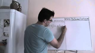 Lineární rovnice s parametrem 1 - úvod a příklad