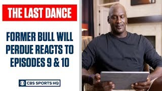 The Last Dance: Former Chicago Bulls reaction and takeaways from episodes 9 & 10 | CBS Sports HQ