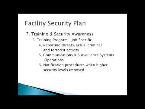 2014 02 28 12 00 CPP Course Physical Security Plan - YouTube