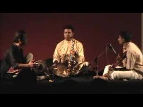 Deva Deva Live Carnatic Saxophone performance