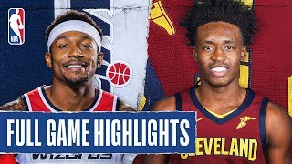 WIZARDS at CAVALIERS   FULL GAME HIGHLIGHTS   January 23, 2020