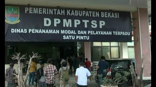 KPK Geledah Kantor DPM-PTSP Terkait Kasus Meikarta