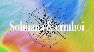 Solmana & ermhoi | Finally (Official Lyric Video)