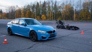 СТУДЕНТЫ ПРОТИВ BMW M3. Anton Avtoman.