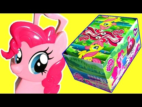 My Little Pony Case Of Toy Surprise Eggs FULL CASE - Maletín Mi Pequeño Pony Huevos Sorpresa