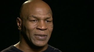 Tyson: 'I was comfortable in prison'