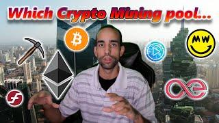 Beste Bitcoin Mining Pools 2021