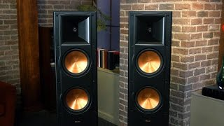 Klipsch RF-62 II: Speakers for those about to rock