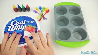 Finger Paint you can eat for kids
