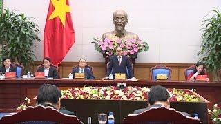 Thủ tướng chủ trì Hội nghị triển khai công tác thi đua khen thưởng năm 2017