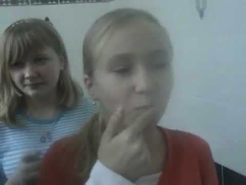 Карина прёт или события в школьном туалете