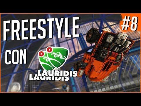 FREESTYLE CON LA GROG...forse - Rocket League FUNNY MOMENTS ITA [#7]