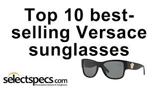 Top 10 Bestselling Versace Sunglasses 2015 - Selectspecs.com