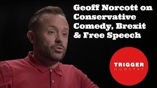 Geoff Norcott on Conservative Comedy, Brexit & Free Speech