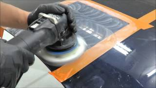 Wetsanding - Orange Peel removal - Rupes Bigfoot Duetto