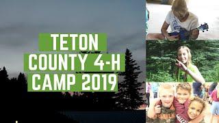 Teton County 4-H Camp 2019 thumbnail