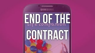 End of the Phone Contract?