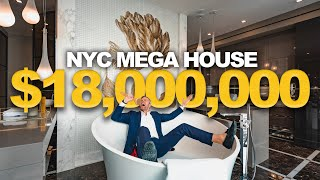 Inside an $18 Million NYC MEGA Home (Lady Gaga Stayed Here) | Ryan Serhant Vlog #89