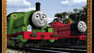Thomas and Friends Games for Kids - Puzzle Game - Thomas the Tank Puzzle