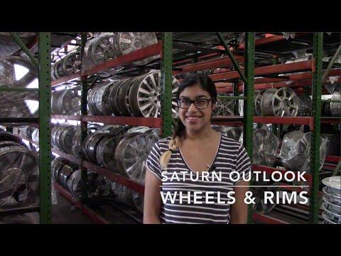 Factory Original Saturn Outlook Wheels & Saturn Outlook Rims – OriginalWheels.com