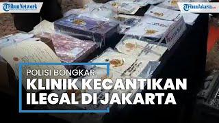 Dokter Gadungan yang Buka Klinik Kecantikan Ilegal Ditangkap, Tersangka Sudah Dikenal hingga Aceh