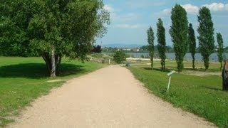 preview picture of video 'Mit dem Fahrrad eine Runde um den Olbersdorfer See!'