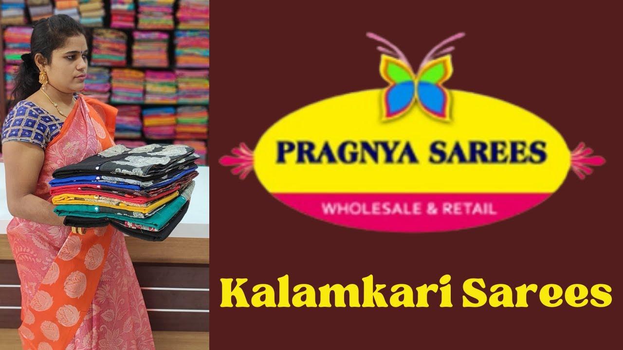 Pragnya Sarees. <br> Contact : 9440069949.