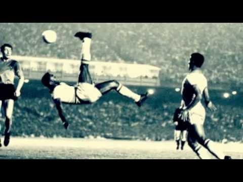 """Pelé The Legend - """"Highlights"""" Skills and Goals 1080p - Brazil"""