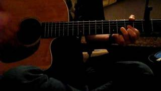 Josh Abbott Band - Touch (Acoustic cover)
