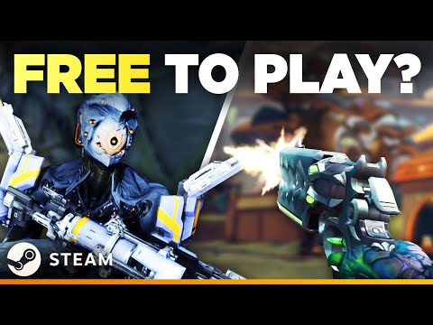 Top 10 FREE Steam Games in 2019